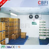 Best Stainless Steel Plate Freezer Cold Room / Commercial Cold Room 100 - 200mm Thickness wholesale