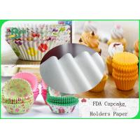 Best FDA Approved Anti - Oil Cupcake Holders Paper / Oil - Absorbing Paper Slap - Up wholesale