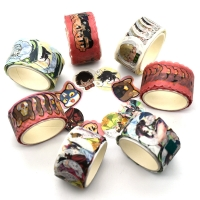 China DEC Waterproof Stationery Present Washi Tape Stickers on sale