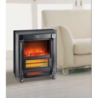 Best Mobile Fireplaces electric fire log Yenlinh NDY-20 Coal burning flame Heater wheel Quartz wholesale