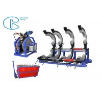 Best Electric Cutter 1200MM / 1600MM Pipe Welding Machine With Crane wholesale