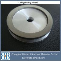 Best Vitrified bonded CBN grinding wheels/diamond dressing wheel wholesale