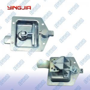 Best 03102  Rotary paddle latch flush Truck Trailer door handle lock wholesale