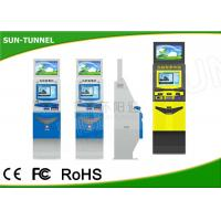 China Quick Payment Self Service Internet Kiosk Credit Card Reader USB / HDMI Interface on sale