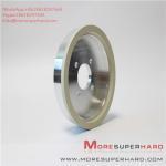 Best 6A2 150D 10W W10 ceramic bonded diamond cutter grinding cup type high efficiency grinding wheel Alisa@moresuperhard.com wholesale