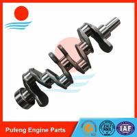 Best YANMAR diesel engine parts 4TNV94 4TNV98 forged Crankshaft YM129902-21000 for Hyundai excavator wholesale