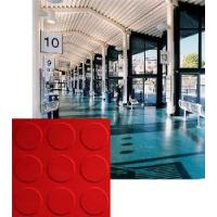 China Studded Rubber Floor Tiles on sale