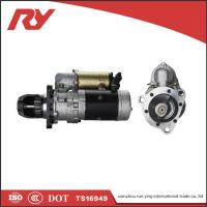 Best High Torque Nikko Starter Motor Car Accessories 600-813-4311 0-23000-7671 S6D140 PC500 wholesale