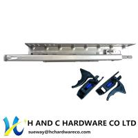 China Single Extension Concealed Undermount Drawer Slide on sale