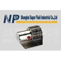 China NP42 PEEK Gear Magnetic Drive Gear Pump Mini Type High Temperature Resistant on sale
