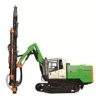Best Open Cast Mining Borehole Drilling Rig , Stone Quarry Dth Borewell Machine wholesale