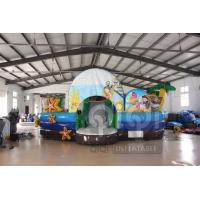 Best Beach Inflatable Playground wholesale