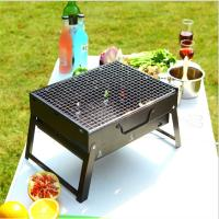 Best Factory price villa High Quality Outdoor Mini Barbecue/BBQ/Barbeque Grill for 3 people wholesale