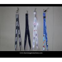 China promotional custom brand name printing polyester lanyard with card holder on sale