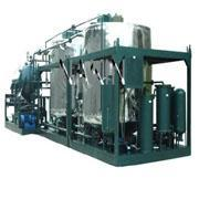 China used waste engine oil recycling / motor oil regeneration on sale