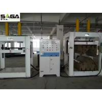 Best Radio Frequency Plywood Bending Press Machine From SAGA Machinery YX80-SA wholesale