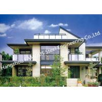 Best Prefabricated Luxury Pre-Engineered Building Customized Steel Villa House wholesale