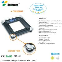 Best CW266  Bluetooth Precision Digital Bathroom Scale with Extra Large Backlight Display and C wholesale