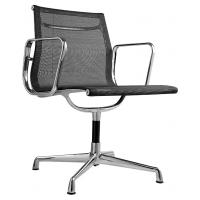 Best American Style Aluminum Office Chair / Mesh Meeting Chair Highly Breathable wholesale