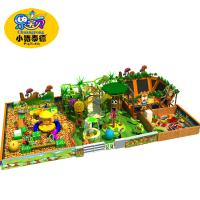 Best Forest Theme Soft Indoor Playground Equipment For Home 20 - 50 M² About 15-30 Child wholesale