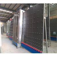 Best Low - e Vertical glass washer Machine with Tilting Table , double glazing machinery wholesale