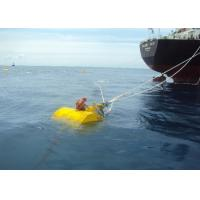 Best Marine Offshore Steel Mooring Buoy 1200mm With Quick Release Buoy Hooks wholesale