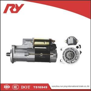 Best 100% New 24V Nikko Starter Motor Isuzu 8-98070-321-14HK1 024000-0178 wholesale