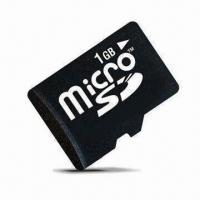Best 16GB microSD Class 4 Card with Low Power Consumption, Supports SD and SDI Communication Protocols wholesale