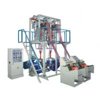 China Automatic Plastic Film Blowing Machine High Low Pressure Film Thickness 0.01-0.1mm on sale