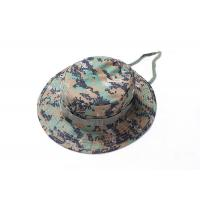 Best Army Tactical Cap Boonie Digital Woodland Sunprotective Military Forces wholesale