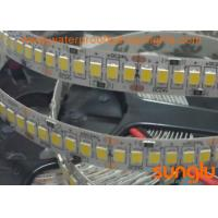 Best Pure White Flexible LED Strip Lights DC 24V 16W SMD 2835 240D For Archway wholesale