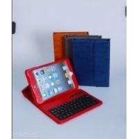 China keyboards for ipad air with case,  three folder Book Case Style, standards such as CE, FCC, ROHS, BQB and UN 38.3. on sale