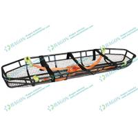 China Iron with spraying plastics Rescue Basket Stretcher , lightweight first aid stretcher on sale
