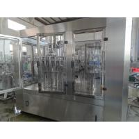 Best Fully Automatic Litchi Juice Packaging Machine , PET Plastic Bottle Beverage Filling Machine wholesale