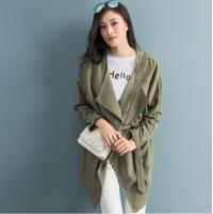 Best wind coat , spring and autumn casual coat wholesale