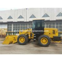 Cheap Sinomtp 936 3tons Wheel Loader With Standard Axle And 9600kg Weight Heavy for sale