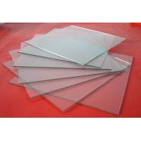 China best prices 1.5MM 1.8MM Clear Glass sheet with ISO9001&CE certificate on sale