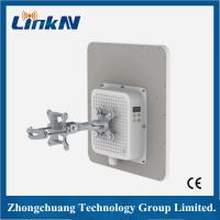Best 5.8Ghz Point To Point Wireless Outdoor CPE 1000M Network Port wholesale