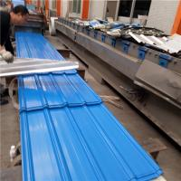 Best 840mm blue corrugated roof sheets with 0.426mm for poultry farming wholesale