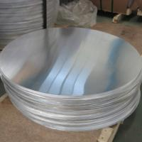 Best Hot Rolled 1050 1.5MM Circular Aluminum Plate Aluminum Circle Blanks For Cookware wholesale
