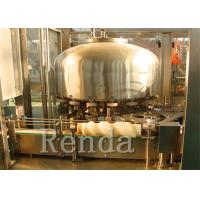 Buy cheap Water Carbonated Drink Filling Machine Soda Manufacturing Machine 5000BPH from wholesalers
