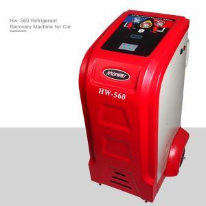 Best R134a HW 560 AC Refrigerant Recovery Machine AC Refrigerant For Car wholesale