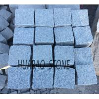 Best Grey Granite tile G602 cube stone paving stone for indoor outdoor flooring wholesale