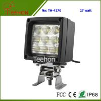 Best 27W Square LED Working Lighting for Forklifts, Tractors and Agricultural Vehicles wholesale