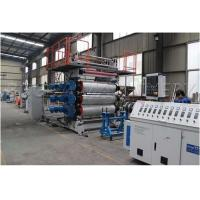 China PVC Plastic Artificial Marble Sheet Production Line on sale