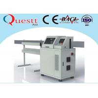 Best Single Side Notching Channel Letter Making Machine , Fast Speed Aluminum Bending Machine wholesale