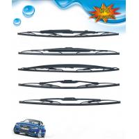 China Silicone Conventional Wiper Blade , Car Windscreen Wiper Arm  on sale
