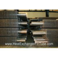 Buy cheap 10# 20# 16Mn 20G 12Cr1MoVG H Fin / HH Fin Welded Heat Exchanger Tubes product