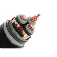Best Steel Tape Armoured 3 Core Armored Cable , Multi Conductor MV Power Cable wholesale