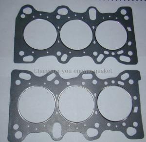 Best C32A1 Cylinder HEAD GASKET Auto Car Spare Parts Engine Parts USE For HONDA LEGEND V6 24V (SOHC) Engine Gasket wholesale